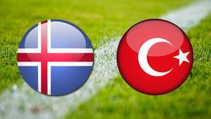İzlanda Türkiye maçı hangi kanalda ve saat kaçta Milli maçta ilk 11ler belli oldu
