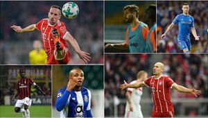 Futbolda gözler serbest yıldızlarda olacak