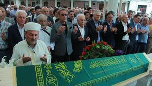 Ünlü ressam İbrahim Balaban için cenaze töreni