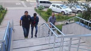 10 yıl hapisle aranan cinayet hükümlüsü yakalandı