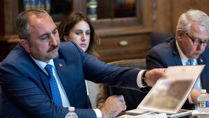 Adalet Bakanı Gülden ABDye FETÖ eleştirisi: Kabul edemeyiz...