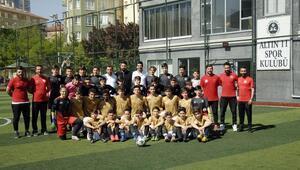 Başkent'in futbol madeni