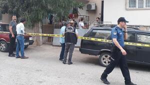 Balkondan pompalı tüfekle alt kattaki ağabeyini öldürdü