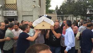 Düşen uçakta ölen Ataberk, pilot üniforması ile uğurlandı
