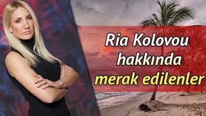 Survivor Ria kimdir Ria Kolovou hakkında tüm detaylar