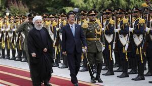 Japonya Başbakanı Abe ABD-İran ara buluculuğu için Tahranda