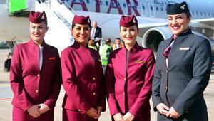 Dünyaca ünlü şirket Türkiyede kabin görevlisi arıyor... İşte şartları