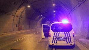 Dolmabahçe-Bomonti Tünelinde motosiklet kazası: 1 ölü