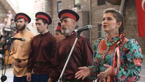 Rus Kazak Korosu'ndan interaktif konser