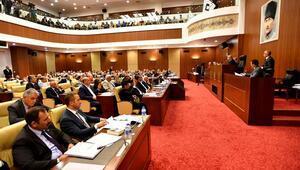 Mecliste ihale tartışması