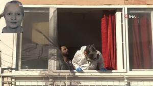 Antalyada Gürcü kadın boğularak öldürüldü