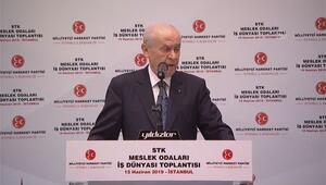 Bahçeli: Türkiyeyi temsil almak isteyen odaklar, adı konulmamış bir savaşın fitilini tutuşdurmuşlardır