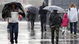 Bu bölgelerde yaşayanlar dikkat Kuvvetli yağış bekleniyor…
