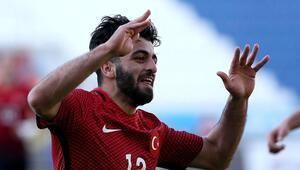 Galatasaraylı olduğunu açıklamıştı Transfer...