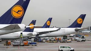 Artan rekabet Lufthansa'nın kâr hedefini düşürdü