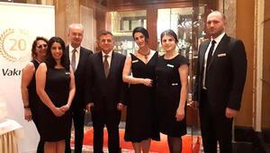 Vakıfbank International Avusturya'daki 20nci yılını galayla kutladı