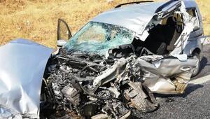 Bitliste kaza: 4ü ağır 6 yaralı
