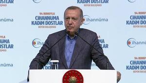 Erdoğan: Orduda bu milletin, devletin valisine ne diyor, it diyor. Bu nasıl kucaklama