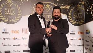 'O Bir Star'a uluslararası ödül