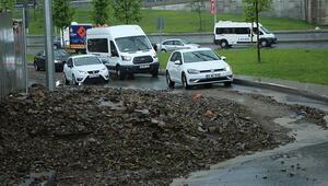 İstanbul güne yağmurla başladı