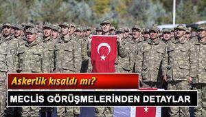 Yeni askerlik sisteminin 60 maddesi kabul edildi Askeralma Kanun Teklifi ne zaman yasalaşacak