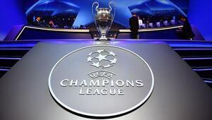 UEFA Şampiyonlar Liginde 2. eleme turunun kura çekimi yapıldı