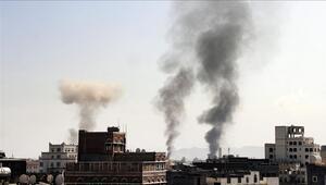 Yemende hükümet güçleri ile BAE destekli güçler arasında çatışma