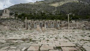 Burdur'un antik gerdanlıkları