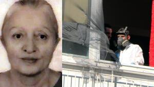 100 kamera incelendi Gürcü kadın cinayetinde bir kişi yakalandı...