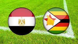 Mısır Zimbabve maçı saat kaçta ve hangi kanalda Afrika Kupası maçları ne zaman ve hangi kanalda