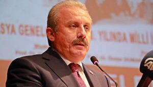 TBMM Başkanı Şentop: Türkiye bir umudun adıdır