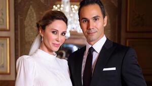 Demet Şener-Cenk Küpeli evlendi