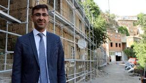 Bitliste tarihi evlerin restorasyon çalışmalarına başlandı
