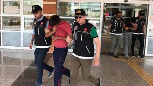 Çankırıda uyuşturucu operasyonunda 2 tutuklama