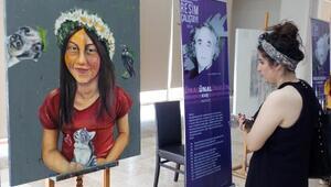 Ulusal Resim Çalıştayı sergisi açıldı