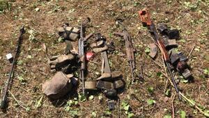 Bitliste, 3 PKKlı terörist etkisiz hale getirildi