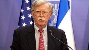 John Boltondan flaş İran çıkışı