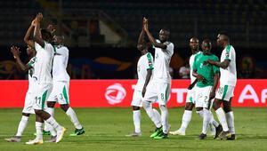 Diagnesiz Senegal, Tanzanyayı devirdi