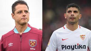 Banega ve Chicharito transferleri Diagne'nin satışını bekliyor