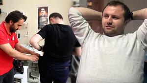 Arkadaşının sözüne alındı, 4 ayda 33 kilo verdi