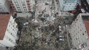 İstanbul'daki facianın davası başladı 'Ekmek almak için çıktım döndüğümde bina çökmüştü'
