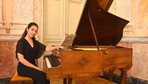 Türk piyanistten Viyana'da konser