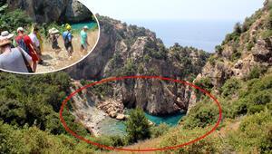 Türkiye'nin gizli kalmış güzelliği Akın ettiler…