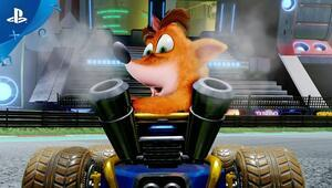 Crash Team Racing Nitro-Fueled incelemesi