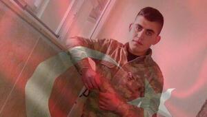 Suriyeden acı haber: Bir asker şehit