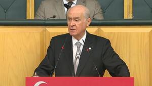 MHP lideri Bahçeli grup toplantısında konuştu