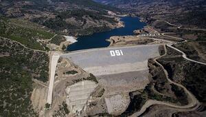 Bakan Pakdemirli: Aktaş Barajı 15 bin 800 dekar araziyi suyla buluşturacak