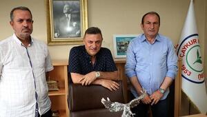 Hasan Kartaldan flaş Vedat Muriç açıklaması Para artı futbolcu olursa...
