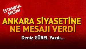 İstanbul seçimi Ankara siyasetine ne mesajı verdi