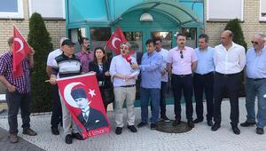Almanya'da Ermeni anıtı dikilmesine Türklerden tepki